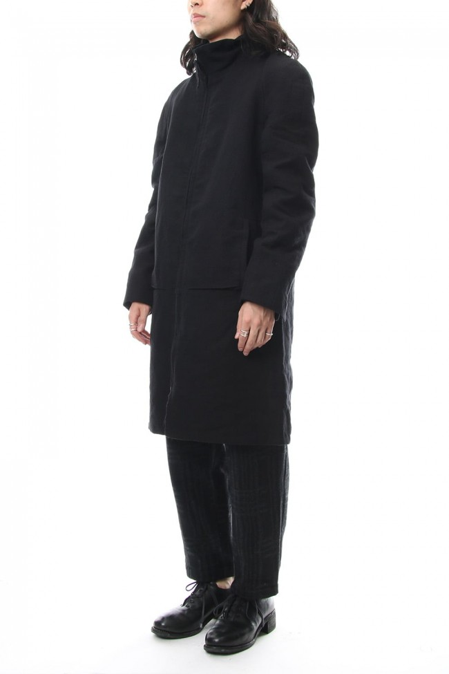 Coat CO36 Cotton Linen Butcher