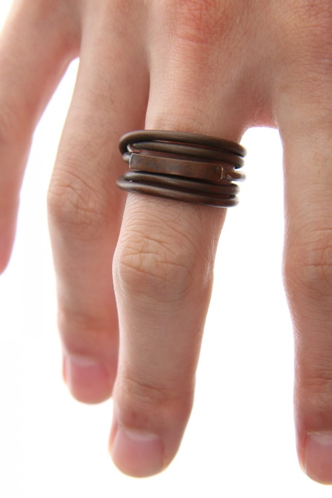 Ring 015 Brass