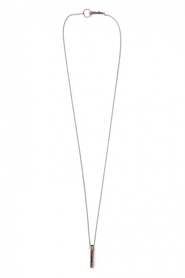 Cylinder Necklace - io-03-080