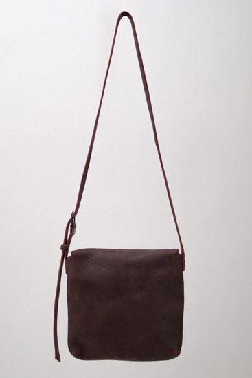 Vacchetta Cow Leather Shoulder Bag