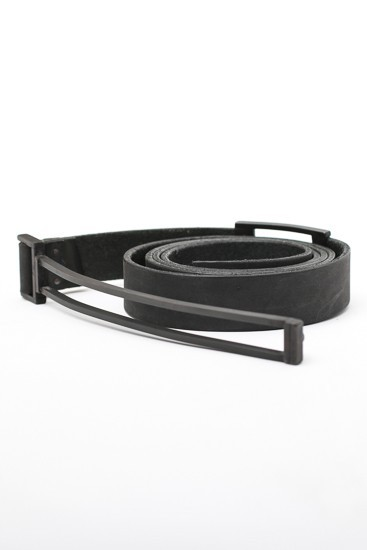 Leather Hook Belt