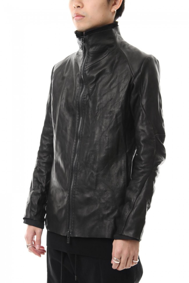 Leather jacket cow leather - Black