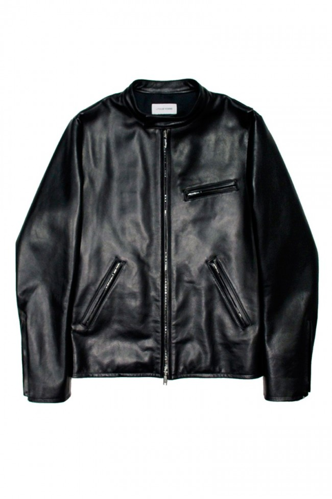 LEATHER SINGLE RIDERS NEW CLASSIC LINE