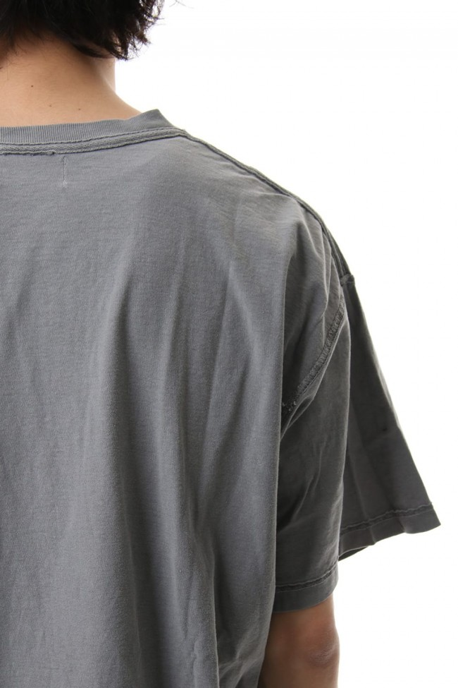 INSIDEOUT ROCK Tee Grey