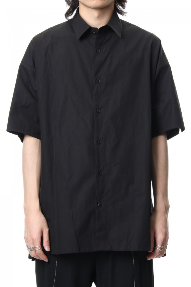 Button opening Short sleeve shirts