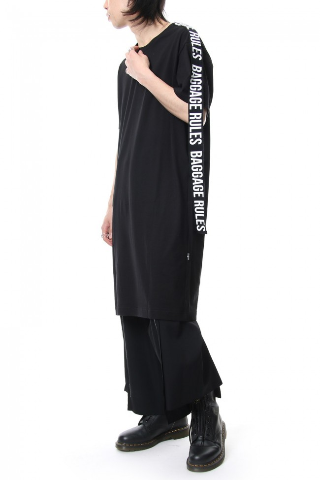 BR Tape One piece - Black