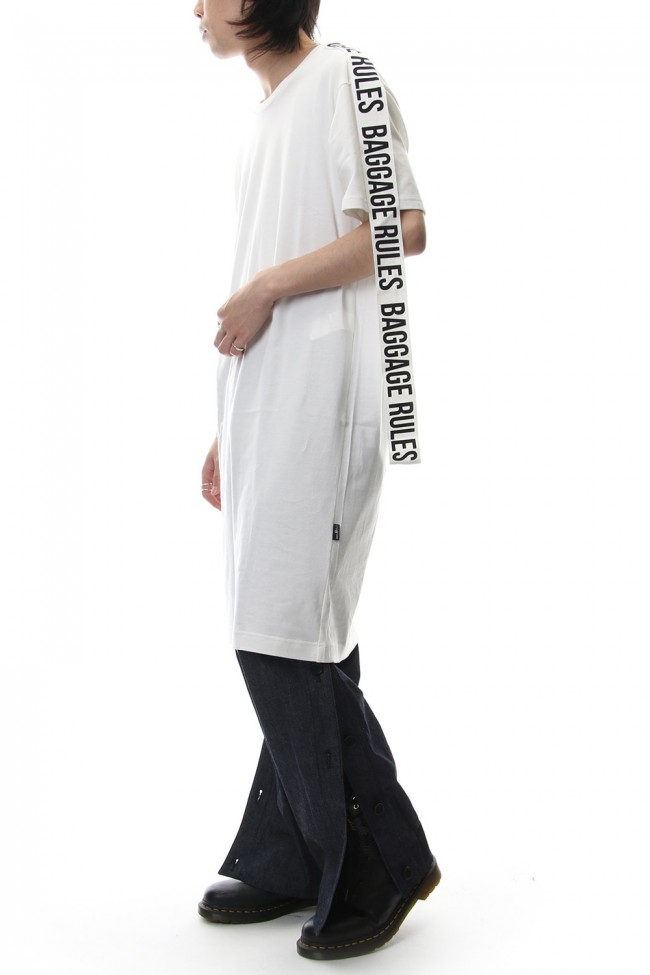 BR Tape One piece - White