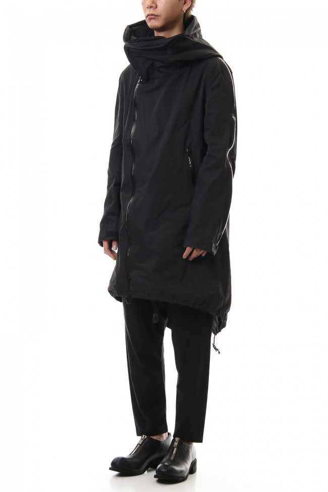 WATER REPELLENT MILITALY COAT