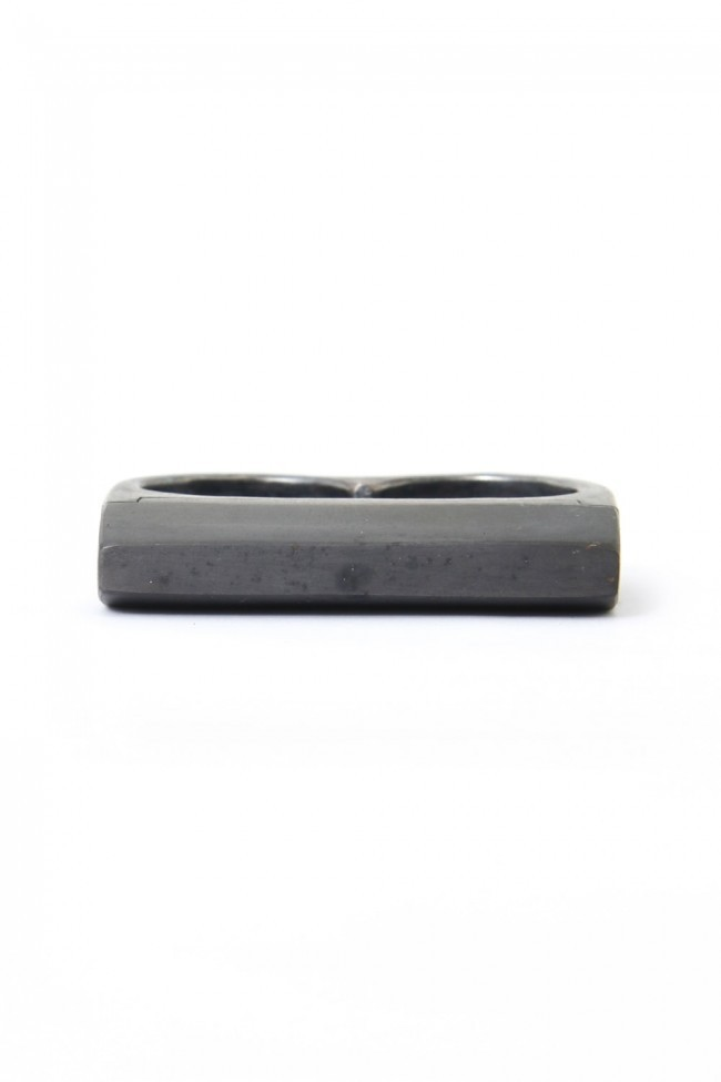 Parts of Four 16AW PLATE RING DOUBLE