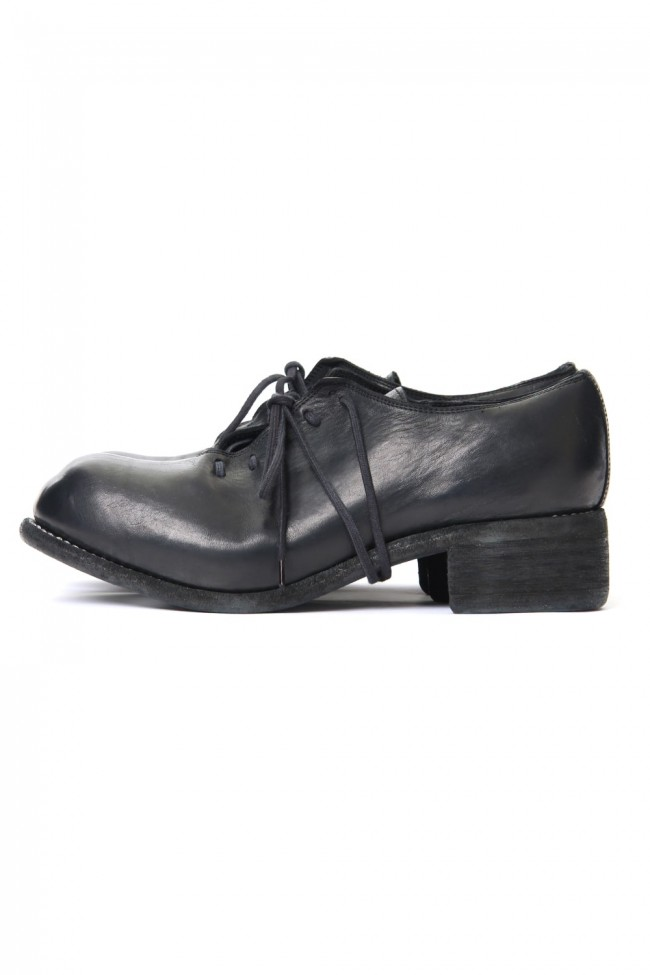 Orthopaedic Derby Shoes Horse Full Grain Leather - PL10L