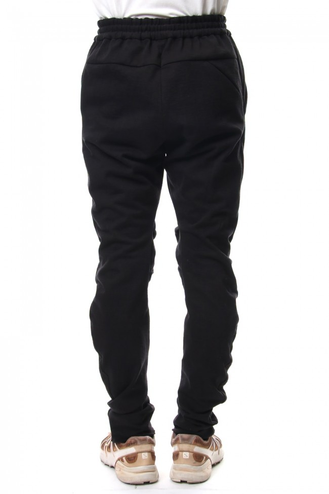Jodhpurs Pants Cotton Jersey - Charcoal