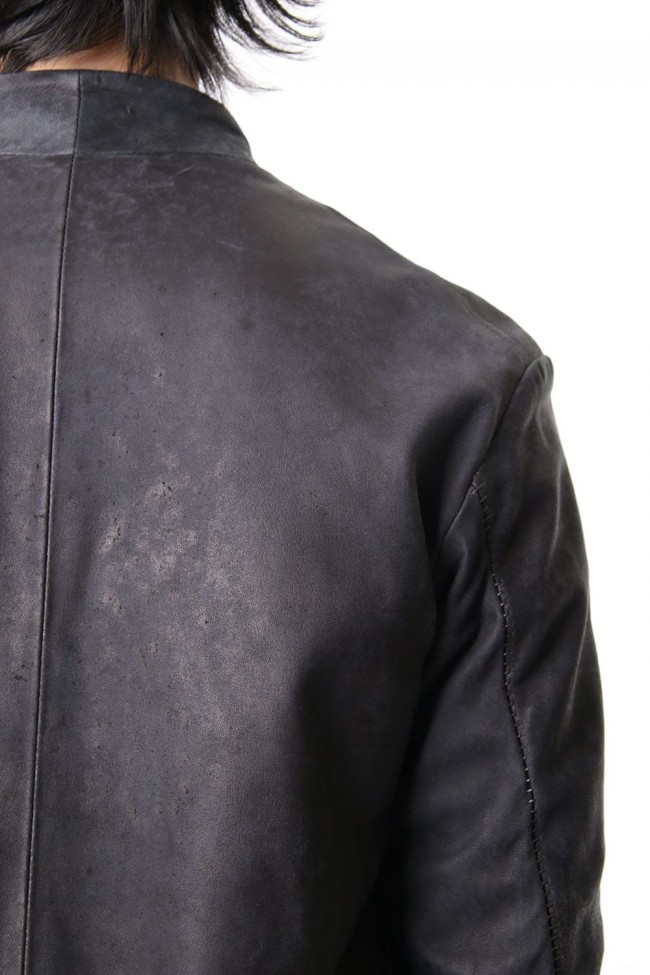 LEATHER CARDE