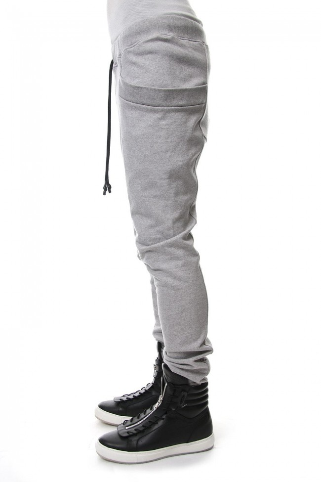 JODHPUR SWEAT PANTS T.Gray