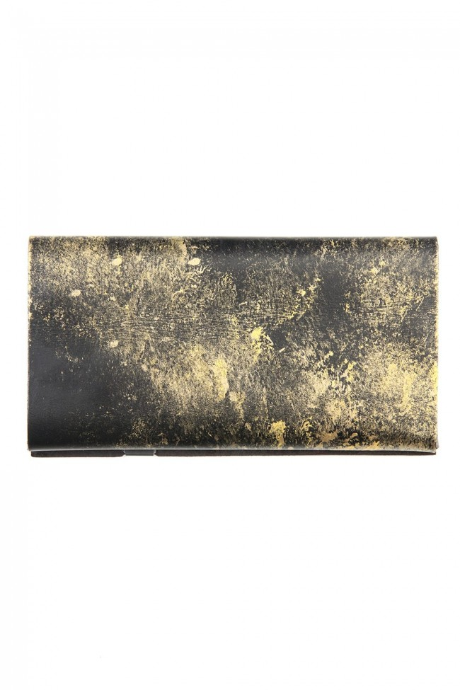 No,No,Yes! -shosa- Long Wallet  Mica