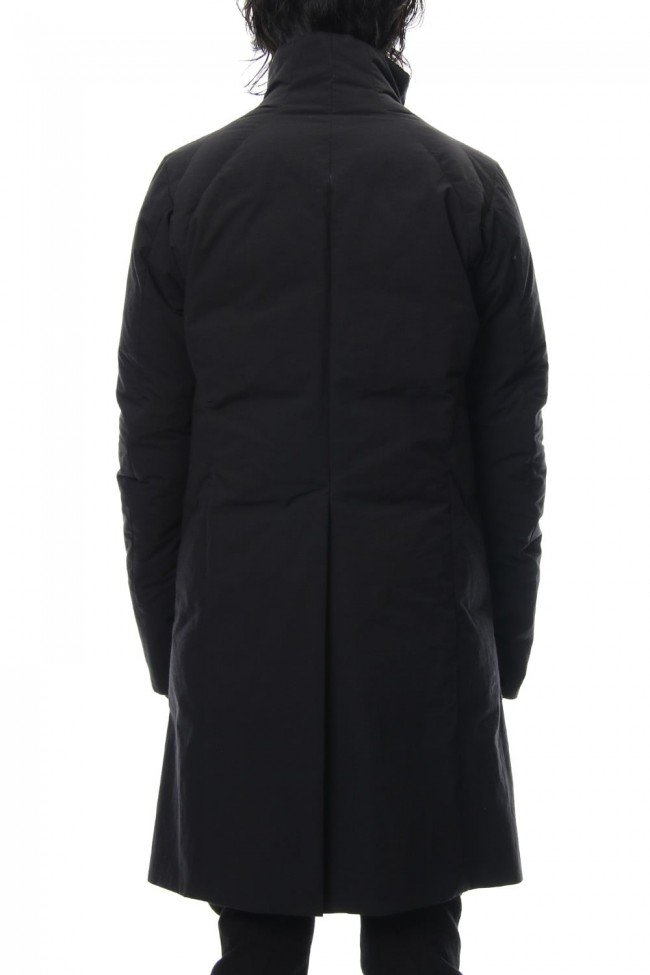C / N Dump High Neck White Goose Down Coat