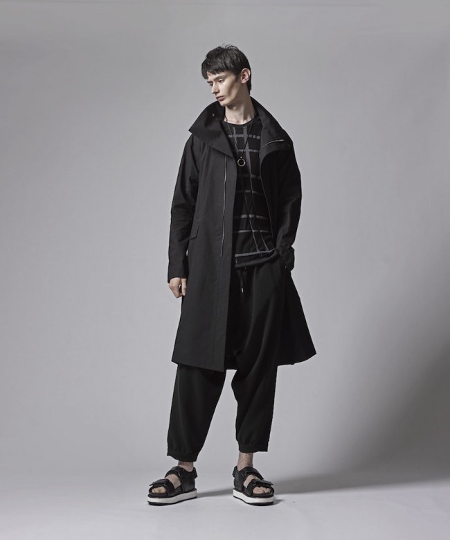 17SS Weather Coat