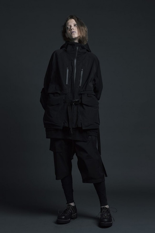 OLMETEX Mountain parka