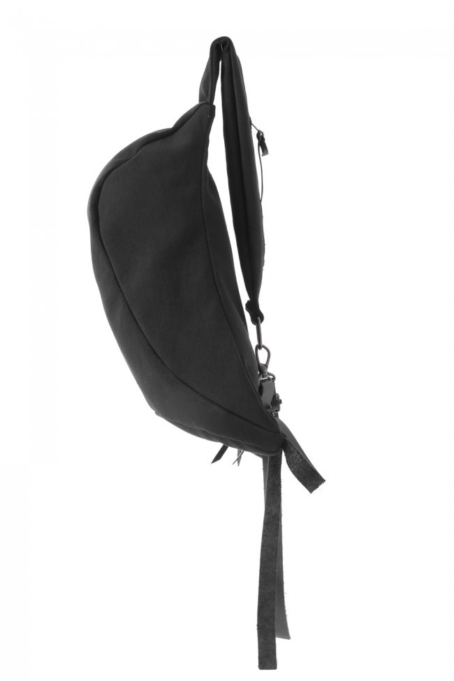 17SS Loop-wheel Plain Stitch Shoulder BAG