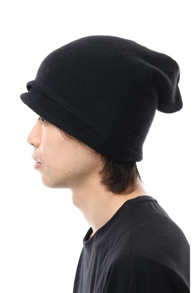 Knit cap double layer