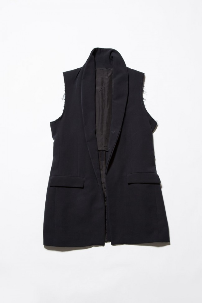 Double Cloth Vest