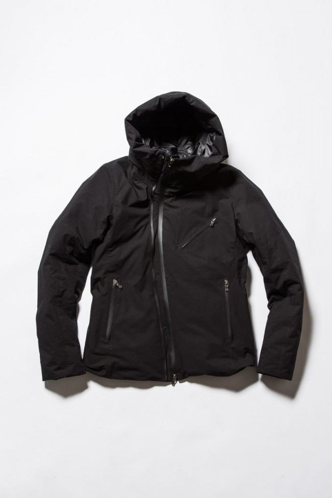 Cotton Nylon Down Jacket