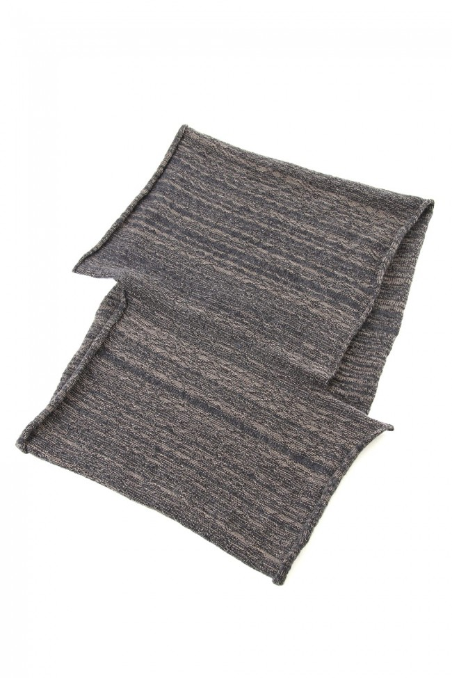 DANIEL ANDRESEN collaboration Snood - Charcoal / Ice