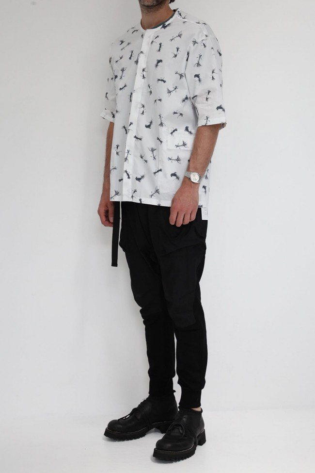 PATRICIA MARCH collaboration Short sleeve Shirt