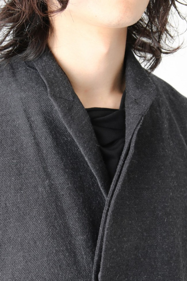 Alexandra Twill Long Jacket