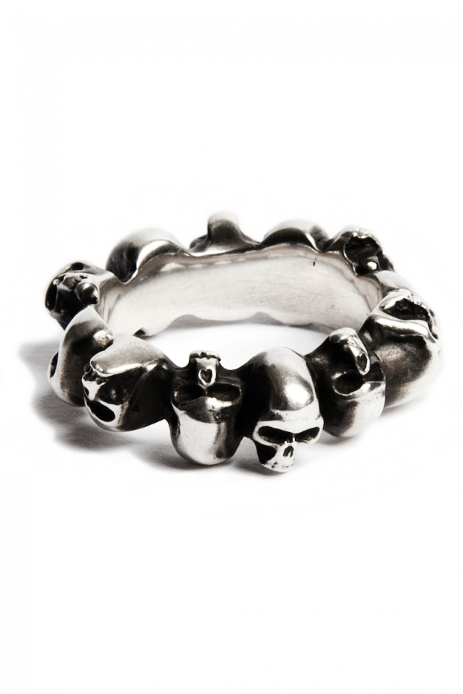 Ring Multiskulls