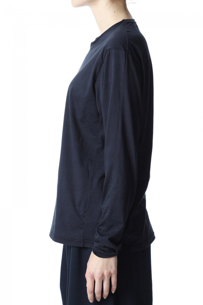 Classic Long sleeve Dark Navy for women