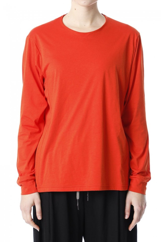 Classic Long sleeve Orange for women