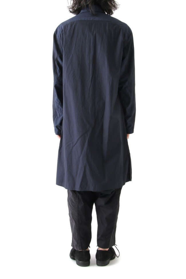 Wide Spread Long Shirt