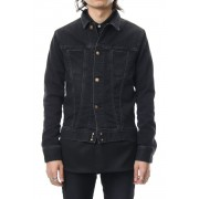 E Denim Processing G jacket-black-Black-46