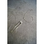 Parts of Four (パーツオブフォー) Wedge Gateway Necklace-SILVER-Free