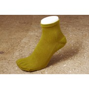 STAGUE ONE Socks-Mustard-Free