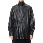 Over Rider Jacket-Black-1