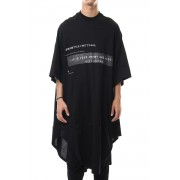 F.Y.E EXTRA BIG T-SHIRT-Black-2