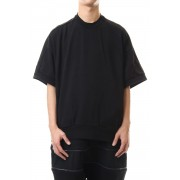 Big sleeve cut&sewn Black-Black-2