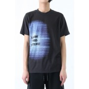17SS TV FUTURE TEE-BLACK-M
