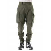 URBANE FLIGHT PANTS - MILITARY GREEN-MILITARY GREEN-1