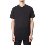 Short sleeve 2/80 Cotton jersey Regular fit - Charcoal-Charcoal-1