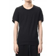 T-Shirts Basic Jersey - CT61S-LJ40-Black-0