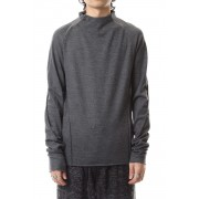 Washable Wool Jersey - CT66-MJ21 Charcoal-Charcoal-0