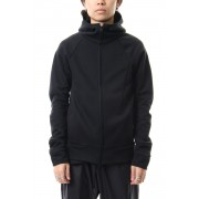ZIP UP PARKA -Black-1