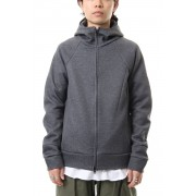 ZIP UP PARKA T.CHARCOAL-T.CHARCOAL-1