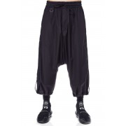 ADIZERO PANTS-Black-XS