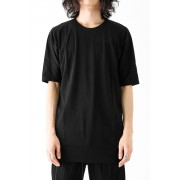 Dolman Sleeve Indian Cotton Jersey (SUVIN)-Black-1