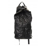 Backpack Horse Leather-Black-Free