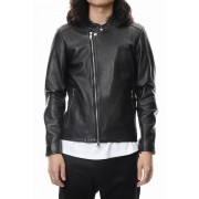 Sheep leather riders-Black-44