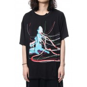 Asymmetry Cut-Sew Ghost In The Shell - Ground Y-Black-3